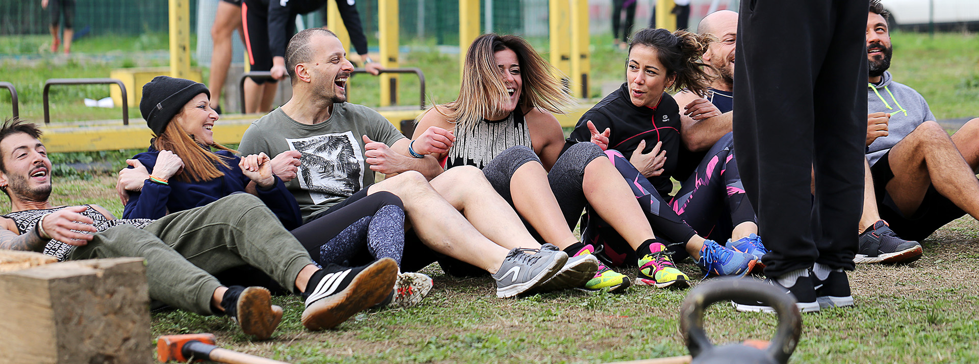 Palestra firenze outdoor fitness personal trainer